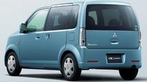 New Mitsubishi eK Wagon