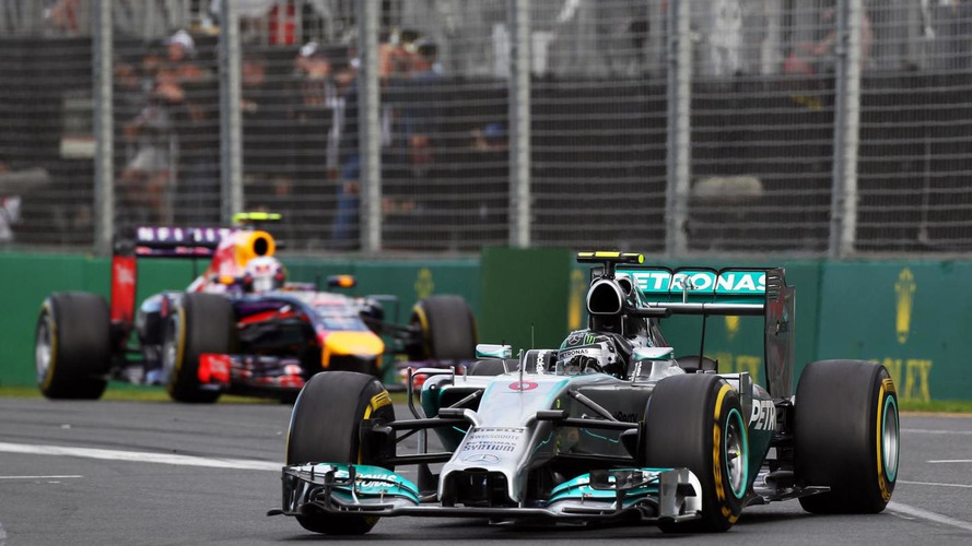 Rivals begin chase to catch Mercedes