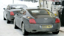 SPY PHOTOS: Bentley Continental Flying Spur and GT Facelift