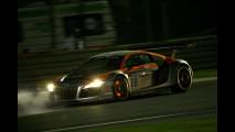 Audi R8 LMS con freni carboceramici Brembo SGL