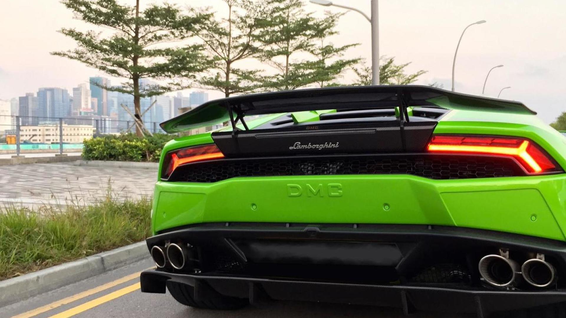 Lamborghini Huracan Affari