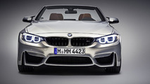 BMW M4 Convertible, BMW Individual Moonstone metallic, Interior in BMW Individual full leather trim Merino fine-grain Amaro Brown, Interior BMW Individual trim finishers piano finish black.