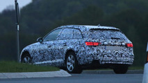 2016 Audi A4 Avant spied with LED headlights and taillights ahead of forthcoming reveal