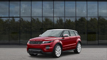 Land Rover Evoque SW1 special edition