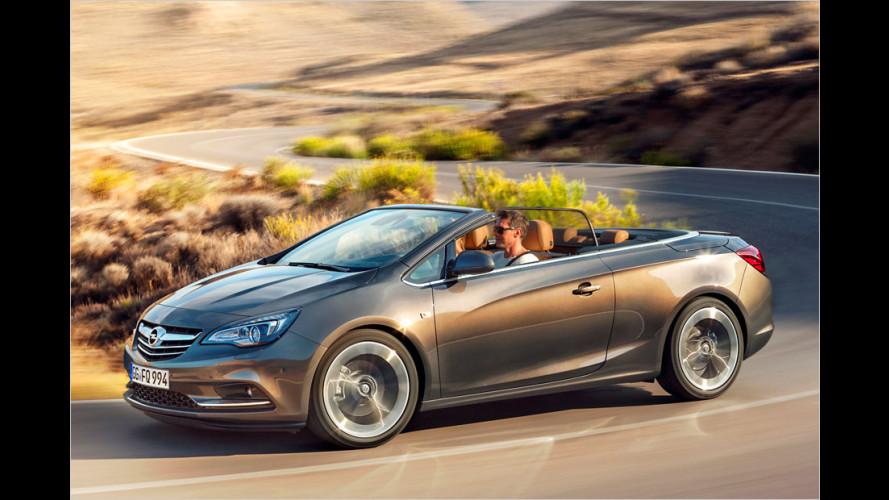 Alles muss raus: Der nächste Opel steht am Start