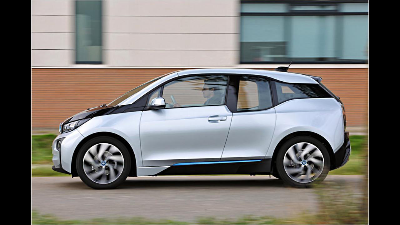 Top: BMW i3