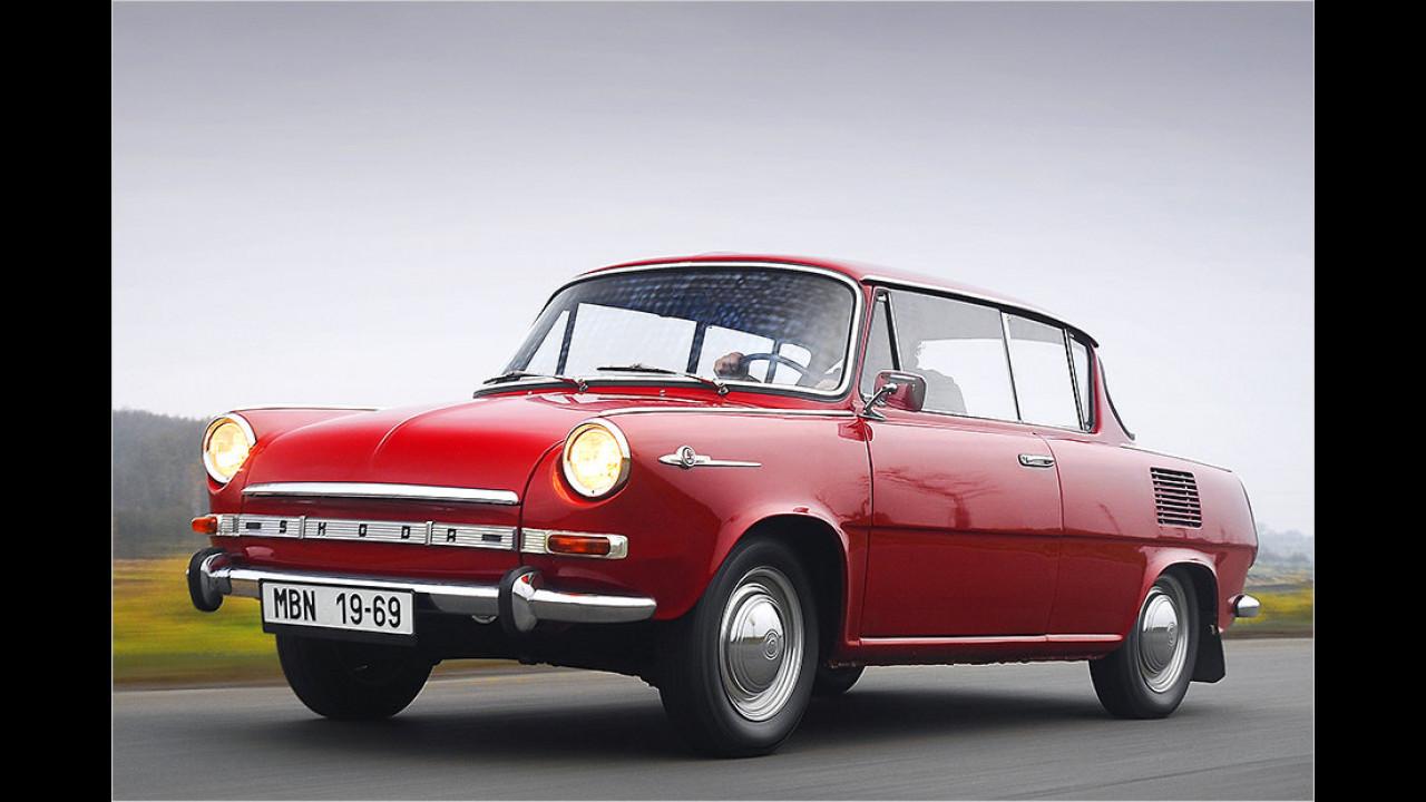 1969: Skoda 1100 MBX