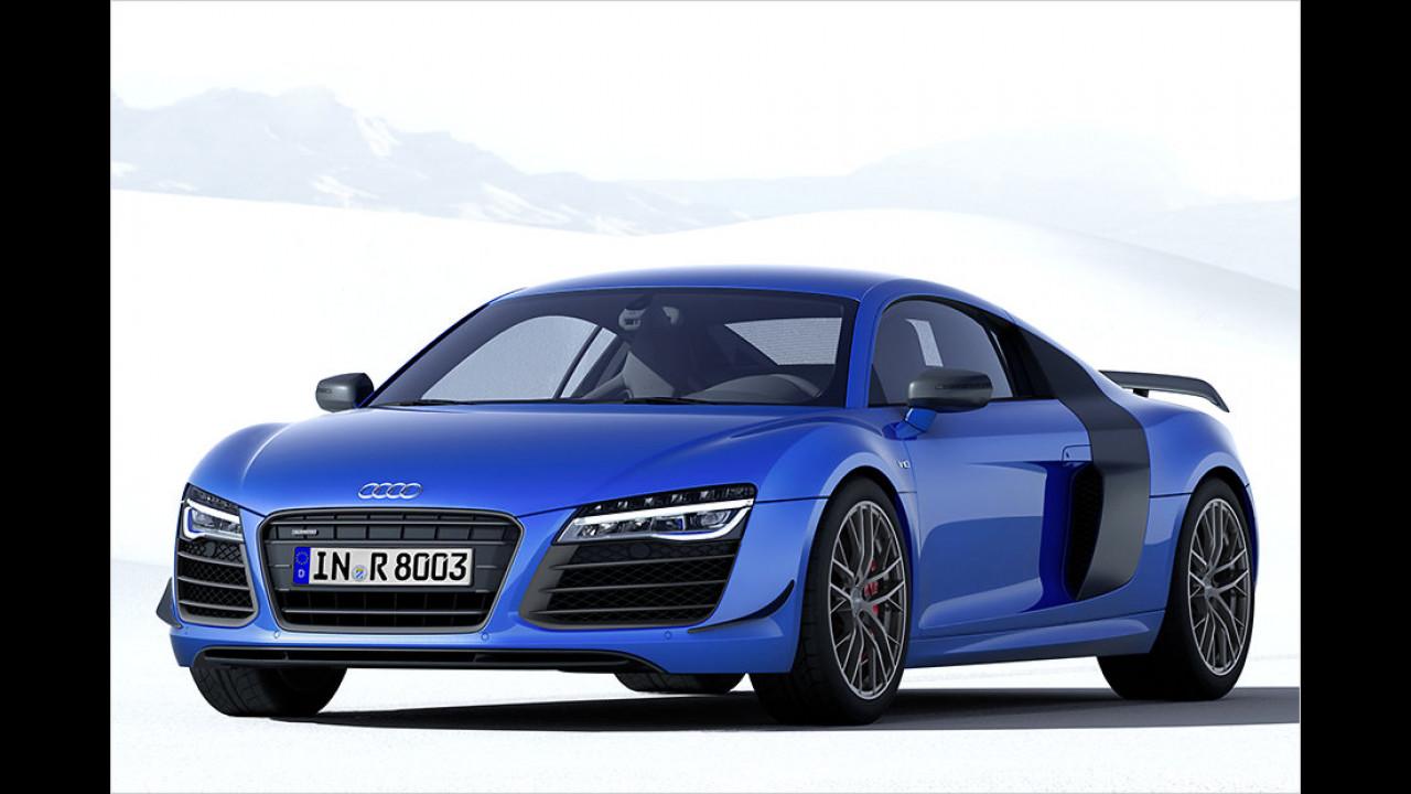 Audi R8 (ab März)