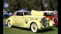Packard Model 1201 Convertible Coupe