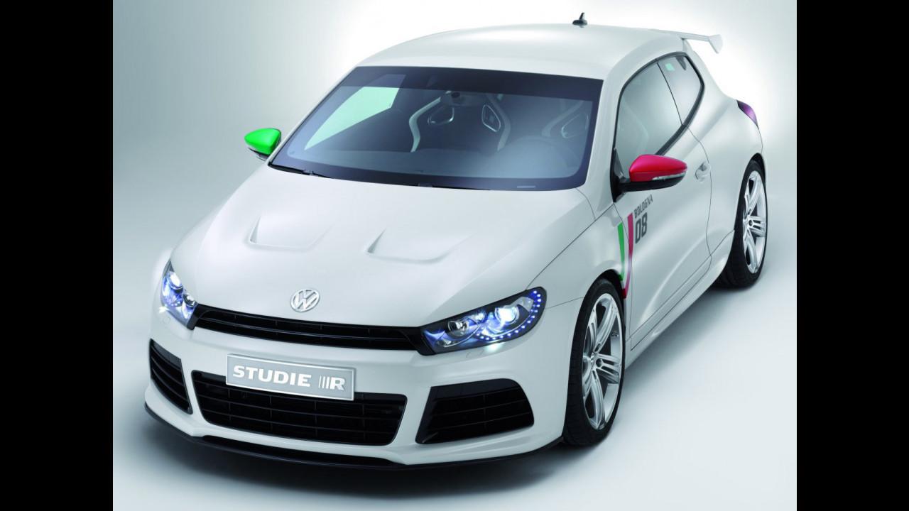 Volkswagen Scirocco Concept R