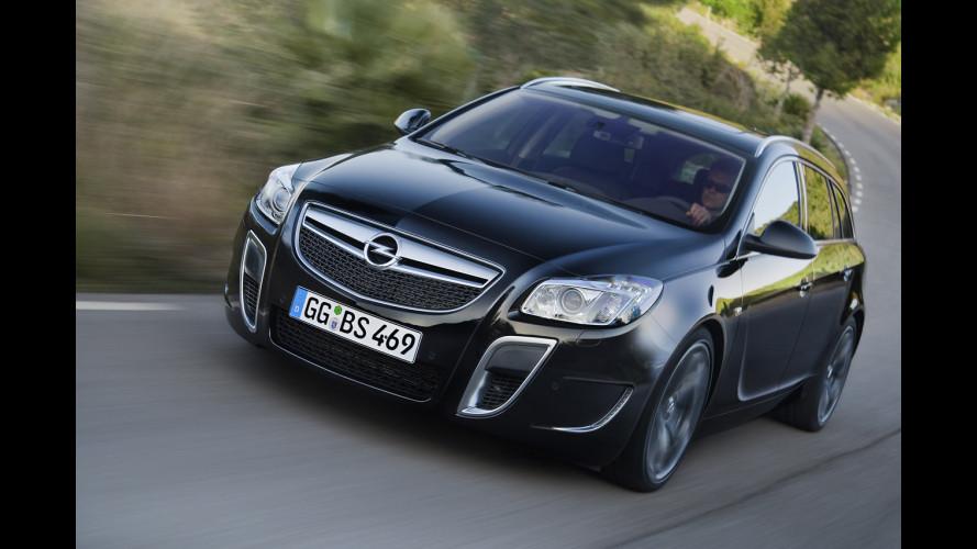 Opel Insignia OPC automatica