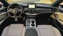 2018 Kia Stinger GT: İlk Sürüş