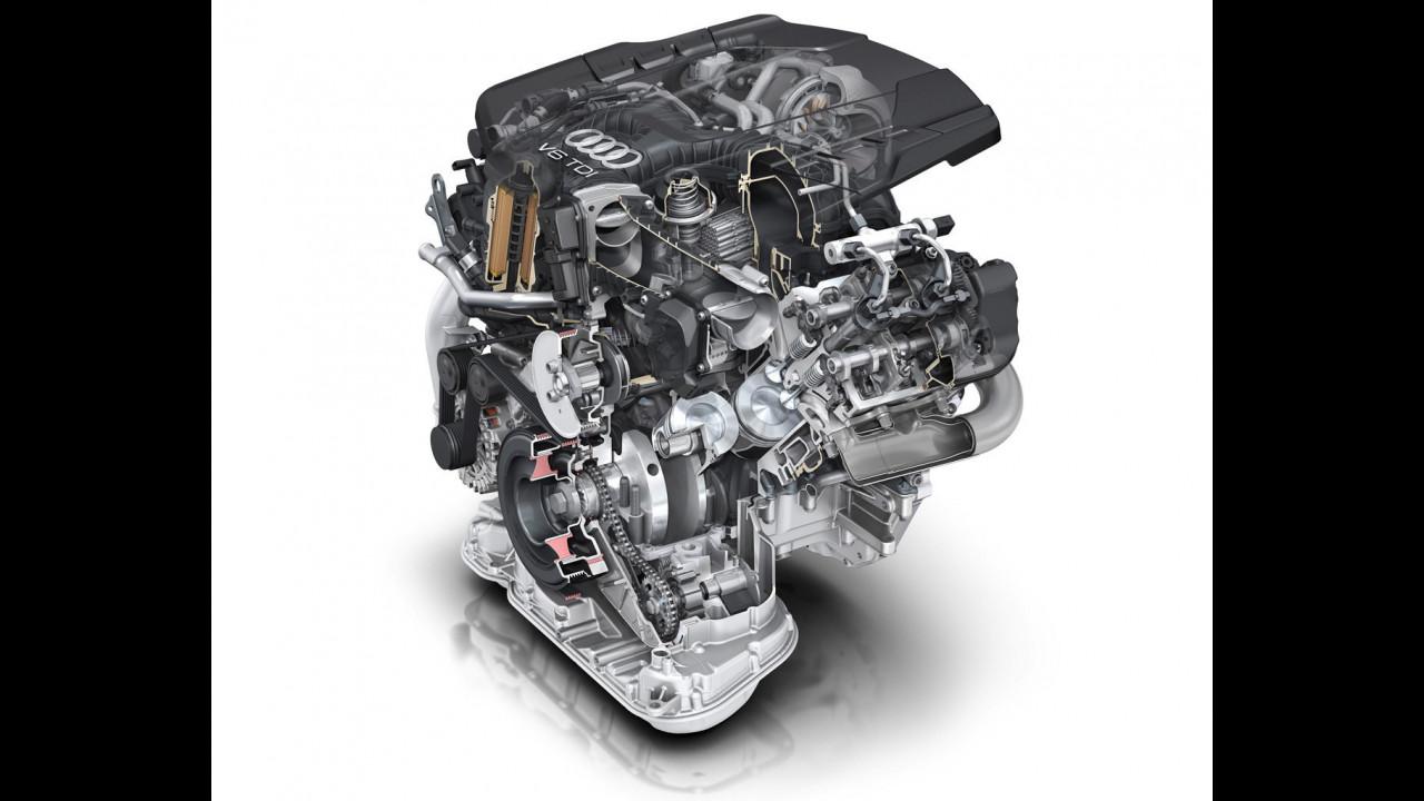 Motori Audi, nuovo 3.0 TDI