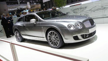 Bentley Superleggera Flying Star in Geneva