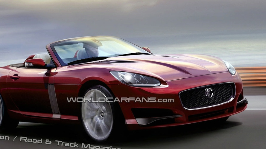 Jaguar developing new roadster, wagon and entry-level models