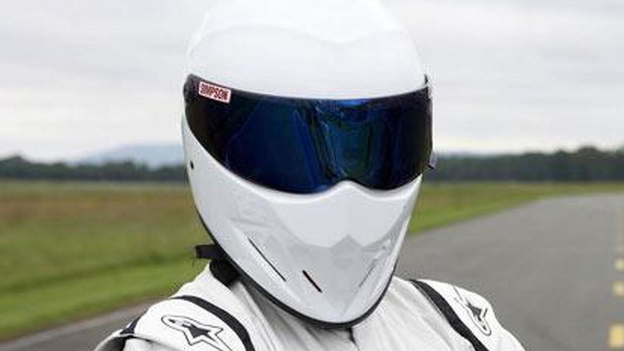 Female Stig with Pink overalls - Clarkson will love that one