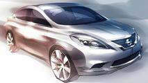 2012 Nissan Versa Sketch