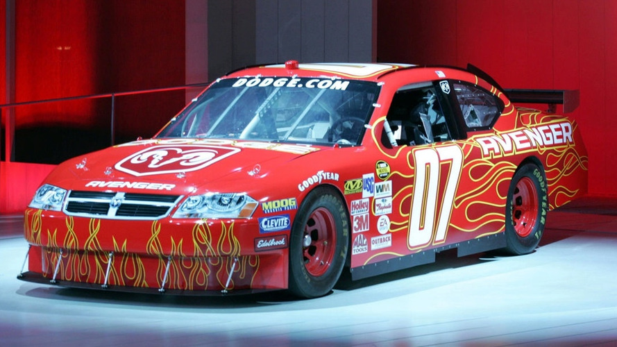 Chrysler to remain in NASCAR despite cost cuts