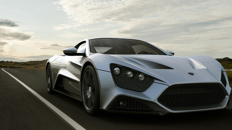 Hand Built 1104hp Zenvo ST1 Supercar Exclusively Designed and Built in Denmark