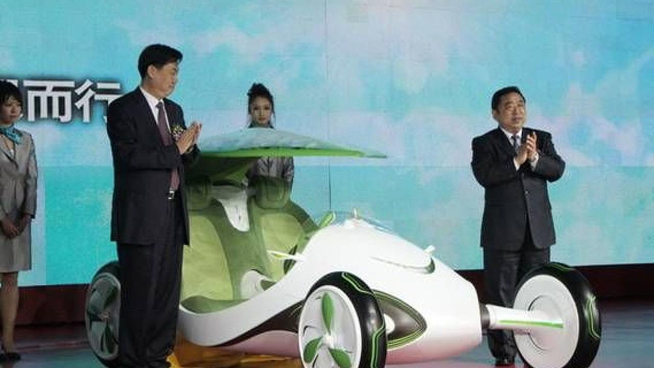 SAIC Leaf concept debut - 569 - 14.04.2010