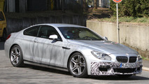 BMW 6-Series Coupe with M-Sport Package spied