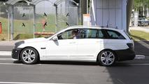 2011 Mercedes C-Class Estate/Wagon Spy Photo