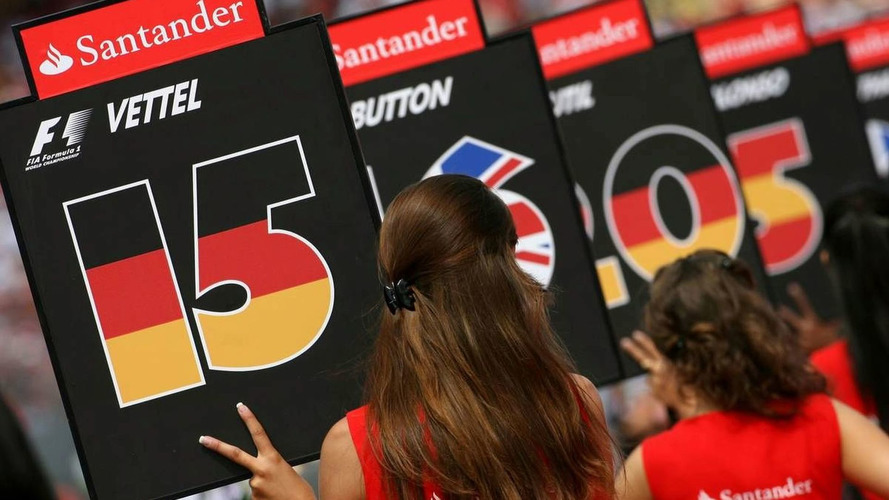 No German GP sellout yet despite Schu factor