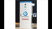 Nissan lädt durch