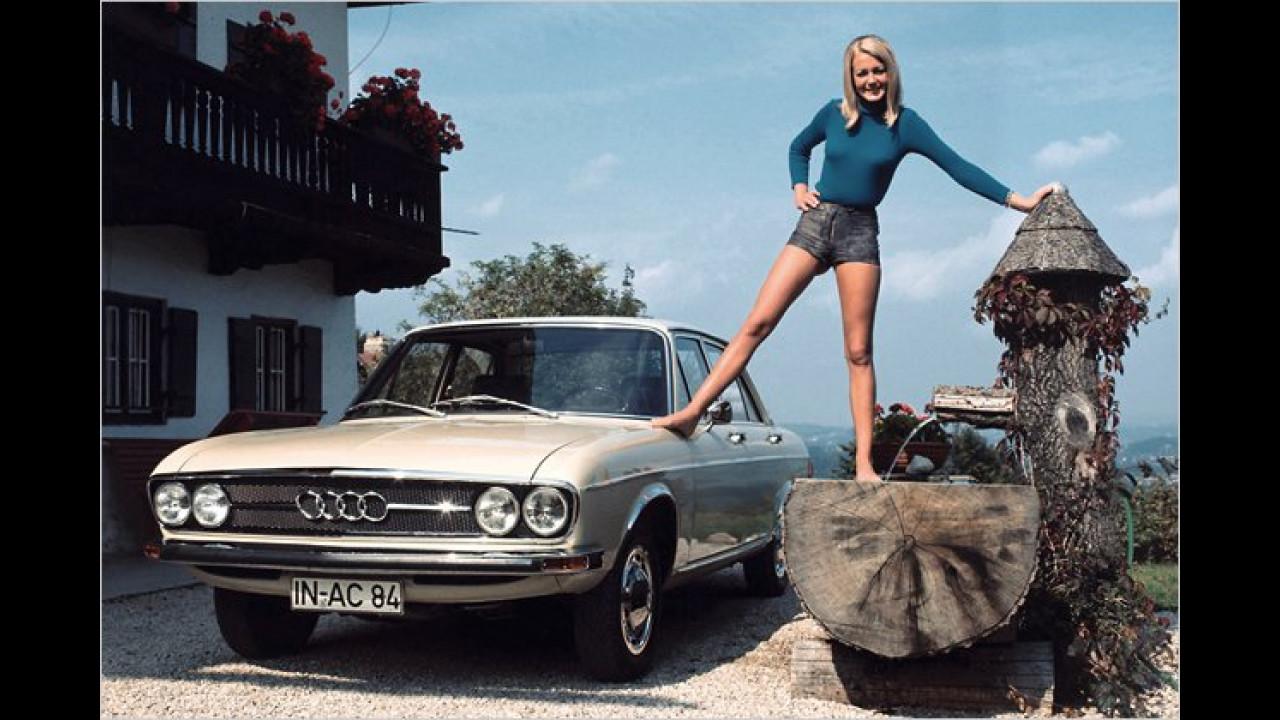 Platz 28: Audi 100 (4,4 Prozent)