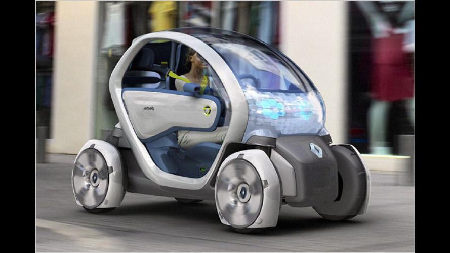 IAA: Renault unter Strom
