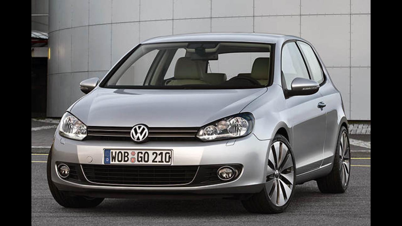 VW Golf 1.4 TSI Comfortline 7-Gang-DSG