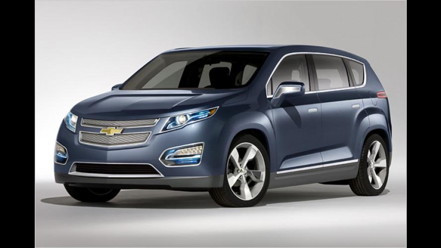 Watt ihr Volt: Chevrolet zeigt SUV-Kombi-Mix auf Volt-Basis