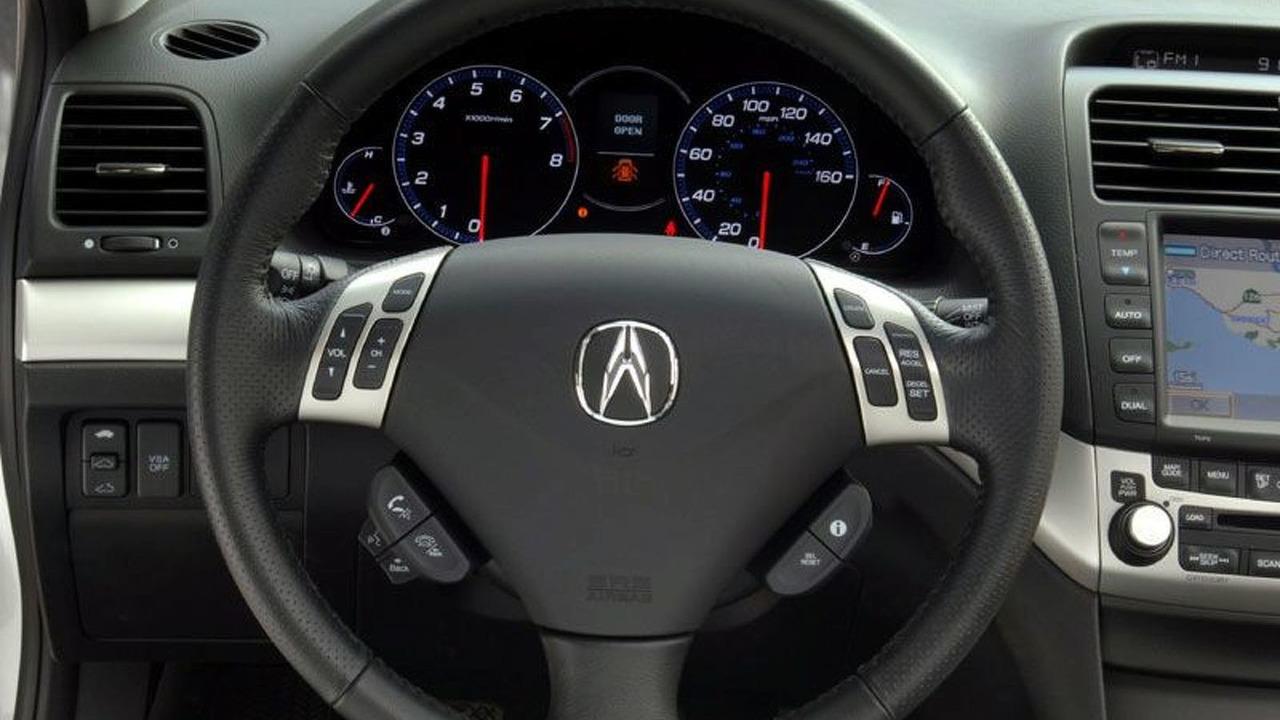 2006 Acura TSX Interior