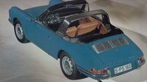 Porsche 911 2.0 Targa model year 1967