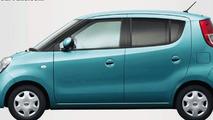 New Nissan Moco Minicar