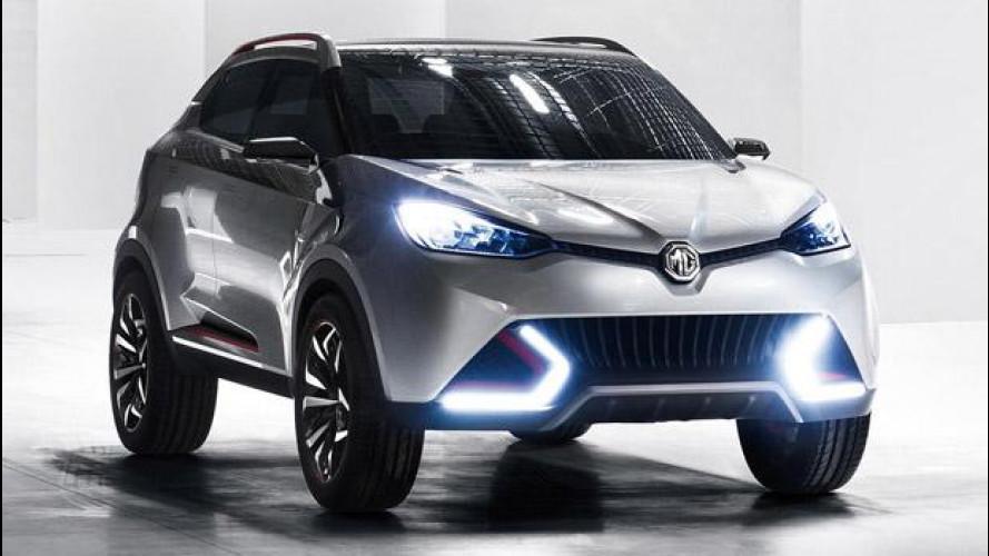 MG CS Concept