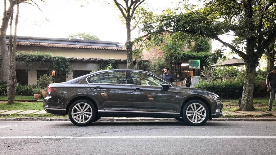 Volkswagen Passat Highline 2018