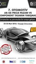7. Otomotiv Ar-Ge yarışması