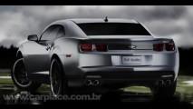 Chevrolet Camaro Z28 Supercharger pode ser lançado com motor V8 de 556 cv