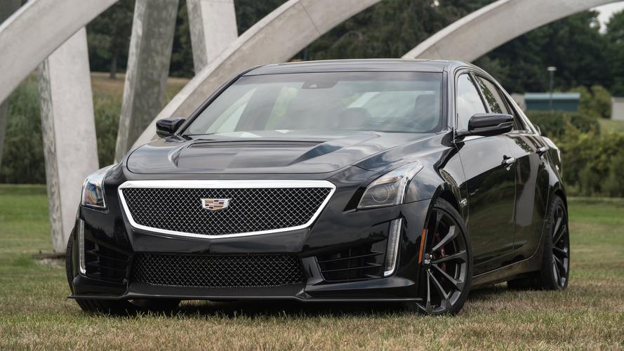 2016 Cadillac CTS-V: İnceleme