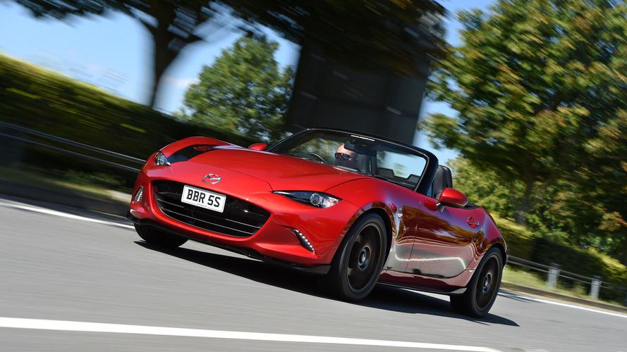 British tuner BBR brings the Mazda MX-5 Miata up to 214 hp