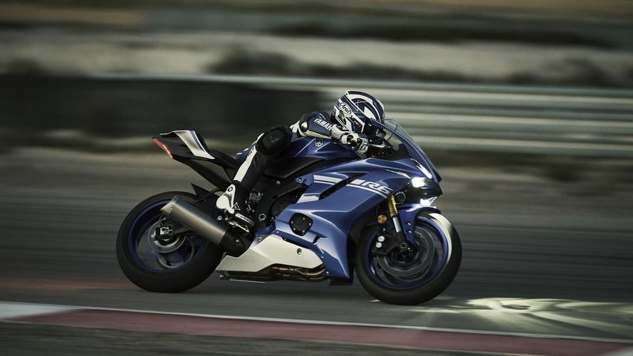 Yamaha, YZF-R6'yı sonunda tanıttı