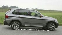 BMW X5 M Prototype spy photos