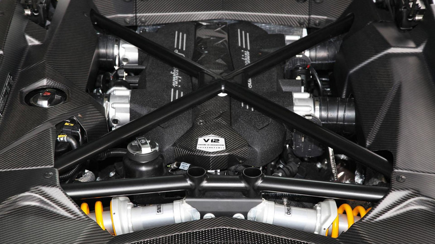 Lamborghini chief stands by V12s