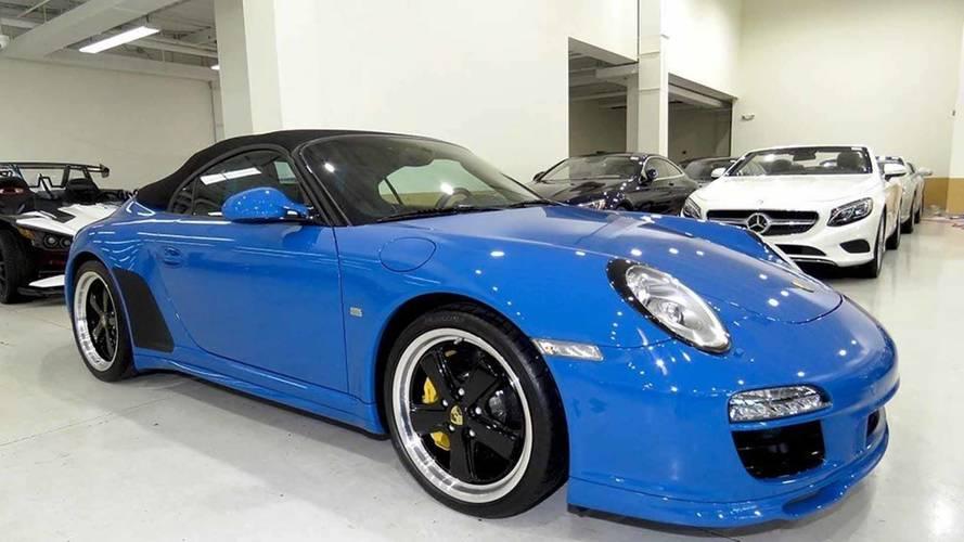 Vous attendez la nouvelle Porsche 911 Speedster ? Offrez-vous l'ancienne !