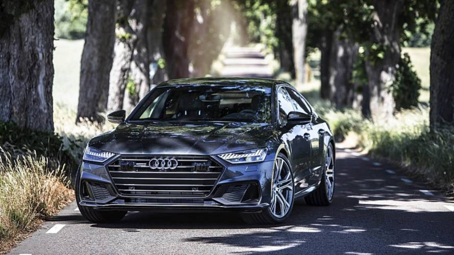 Audi A7 Sportback With Black Pack Heads To Sweden For Photo Shoot