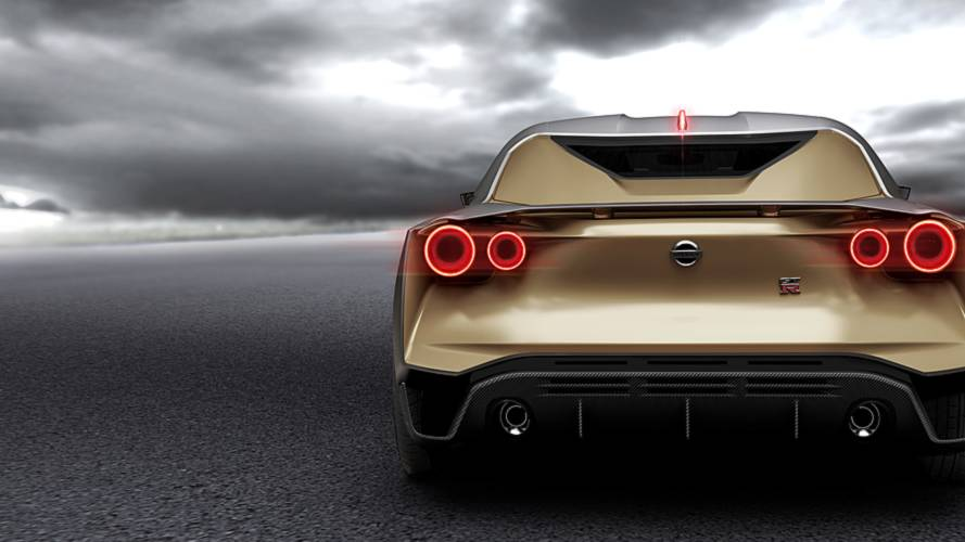 Nissan Gtr Interior >> The Nissan GT-R50 by Italdesign Is A GT-R 'Without Limits'