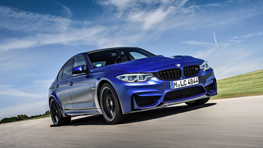 Witness The Greatness Of The BMW M3 CS In Nearly 100 Images