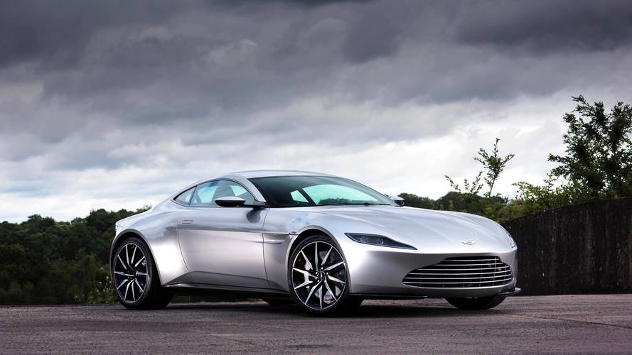 70 years of Aston Martin DB