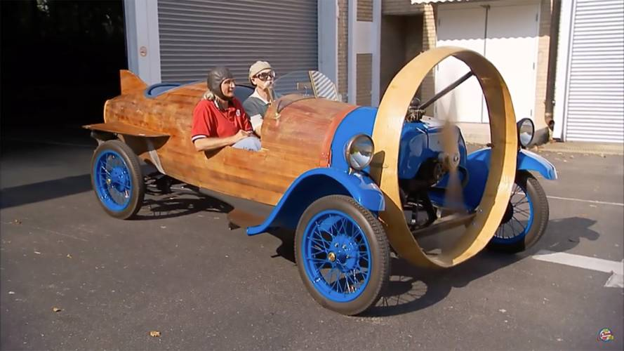 Lane Motor Museum Is Home To Some Rare And Quirky Old Cars